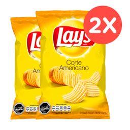 2x Lays Americano 230 Gr