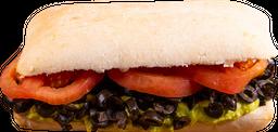 Sándwich Pan Ciabatta