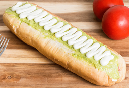 Promo 4 Hot Dog Italianas