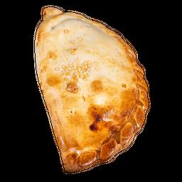 Empanada Espinaca y Salsa Blanca