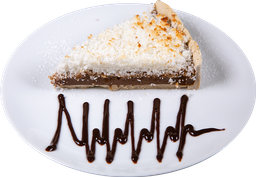 Tarta de Manjar Coco sin Azúcar