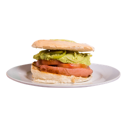 Sándwich de Gorda