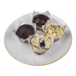 Muffin Veggie del Día