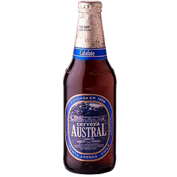 Austral Calafate botella 330 cc