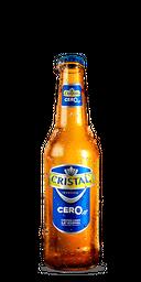 Cristal Cero Lata 350 cc