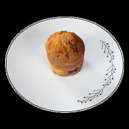 Muffin de Moras con Crumble