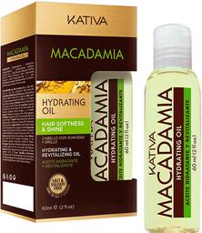 Aceite Cap Kativa Macadamia Hidrat 60Ml