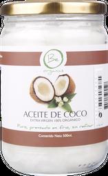 Aceite De Coco Extra Virgen Org 500Ml