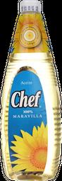 Aceite Chef de Girasol 1 L