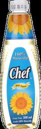 Aceite Chef de Girasol 500 mL