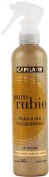 Aclarante Capilatis Inst Puro Rubio250Ml