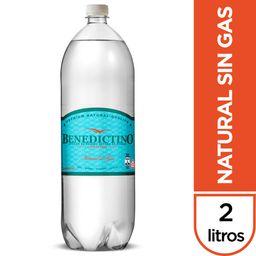Benedictino Agua Sin Gas Botella