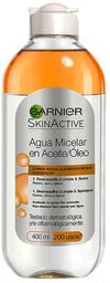 Agua Micelar Garnier  Bi-Fasica 400Ml