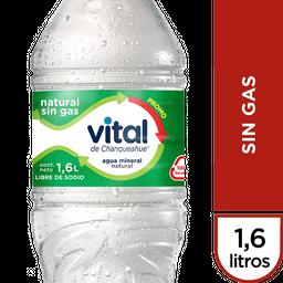 Vital Agua Mineral Sin Gas Desechable