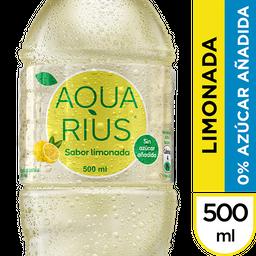 Aquarius Agua Saborizada 0 Azucar Limon