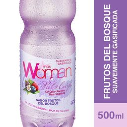 Más Woman Agua Saborizada Cachantun Women Frutos Del Bosque