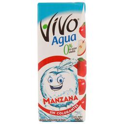 Agua Sab Vivo Con Jugo Manz Des 190Cc