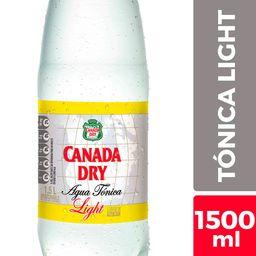 Canada Dry Agua Tonica Light