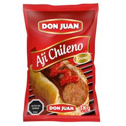 Aji Don Juan Chileno Crema 1 Kg