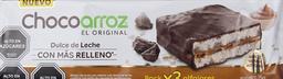 Alfajor Chocoarroz Dulce de Leche Tripack 66 g
