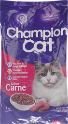 Alim Gato Champion Cat Carne 1 Kg