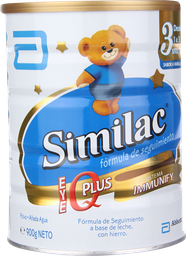 Formula Infantil Similac Etapa 3 Desde 1 a 3 años 900 g