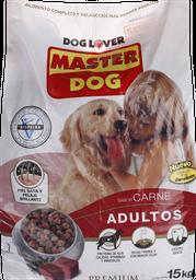 Alim Perro Masterdog Carne 15Kg