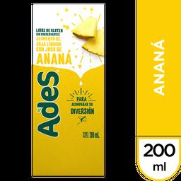 ades bebida anana