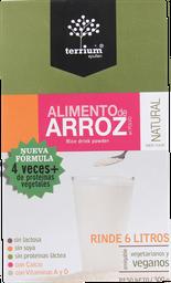 Alimento Terrium de Arroz Polvo 300 g