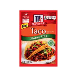 Aliño P/Taco Gluten Free 35 Grs