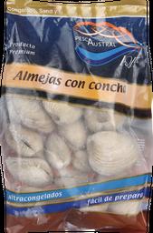 Almejas Con Concha Pesca Austral 1 Kg