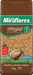 Arroz Miraflores Integral 1 Kg