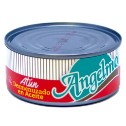 Atún Angelmo Desmenuzado en Aceite 120 g