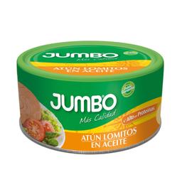 Atun Lomito Aceite Jumbo 120 Gr Dr