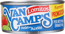 Atun Lomito Aceite Van Camp´S 104G Dr