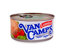 Atun Lomito Agua Van Camps 120 Gr Dr