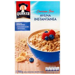 Avena Instantanea Quaker 900 Grs