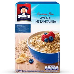 Avena Instantánea Quaker 500 g