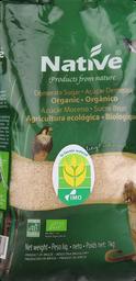 Azúcar Native Dorada Orgánica La Fuente 1 Kg