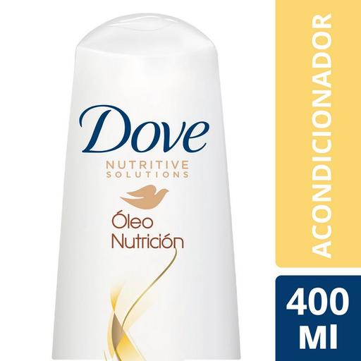 3x2 Dove Acondicionador Oleo Nutricion