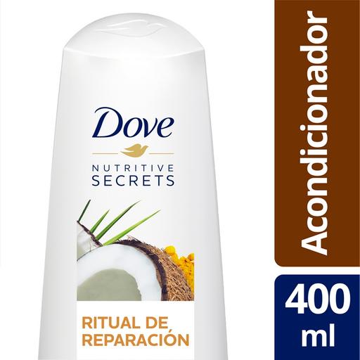 3x2 Dove Acondicionador Ritual De Reparacion