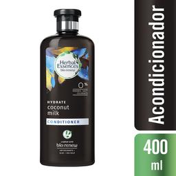 Herbal Essences Acondicionador Herbal Coconut Milk
