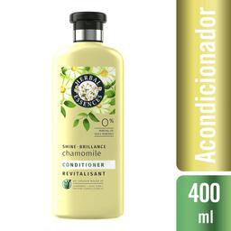 3x2 Acondicionador Herbal Essences Shine Collection Billance 400