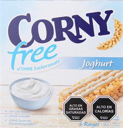 Barra Cereal Corny Free Joghu 6X20 g