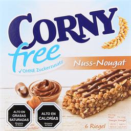 Corny Free Barra Cereal Nuss/Nougat