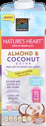 Bebida de Almendra y Coco Natures Heart 946 ml