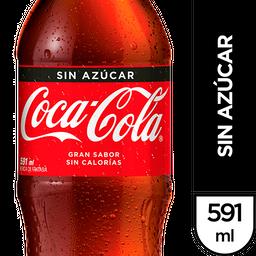 Coca-Cola Sin Azucar Bebida Zero