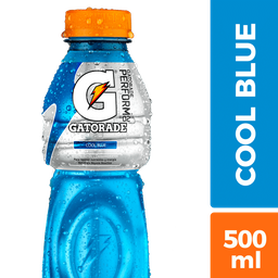 Bebida Rehidratante Gatorade Cool Blue 500 mL