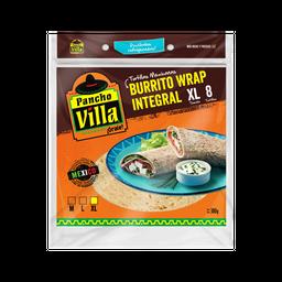 Burrito Tortillas Integrales Tamaño XL Pancho Villa 8Un 380g