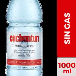 Agua Mineral Cachantun Sin Gas 1 L
